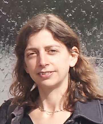 Photograph of Ellen Poliakoff