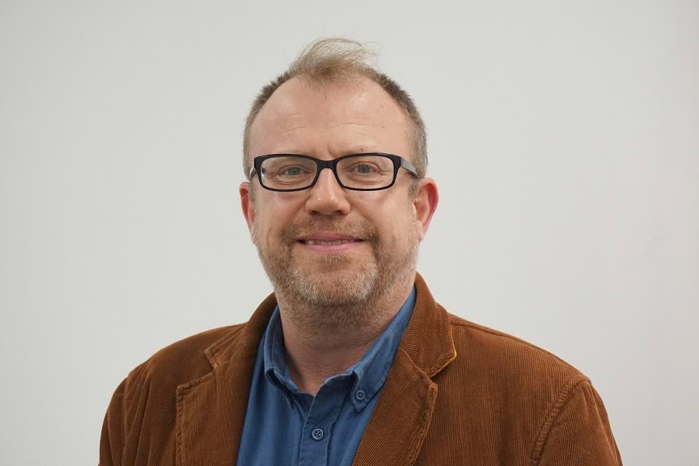 Photograph of John Ainsworth